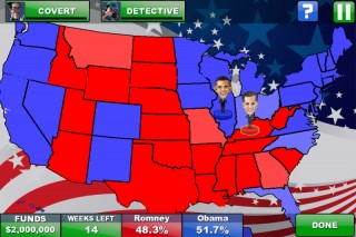 Race for the White House 2012